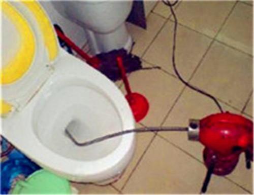 厕所管道疏通
